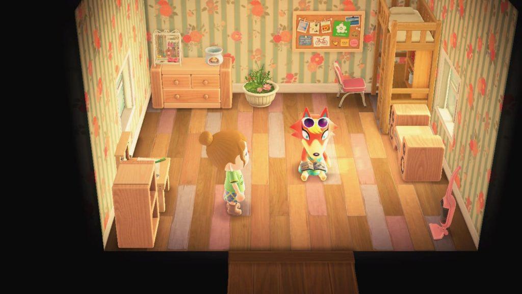 プレイ日記6-モニカとモニカの部屋