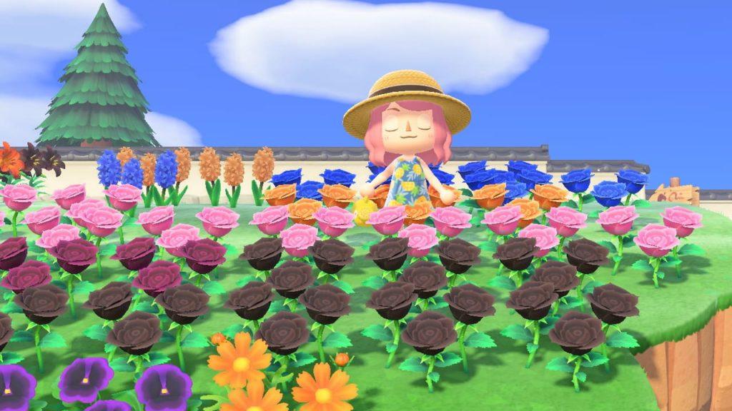 レア花の交配率をアップさせる小ネタ