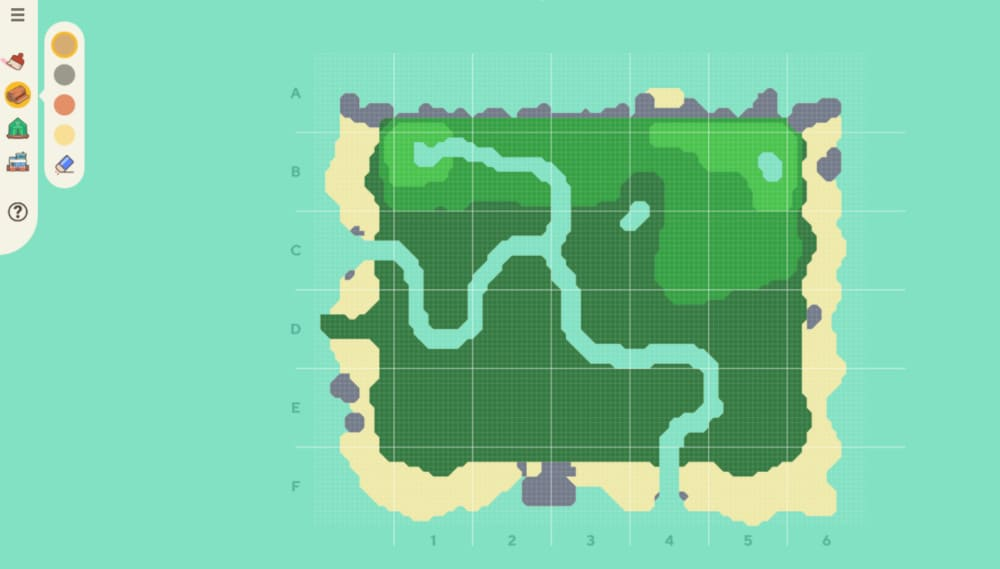 島構想サイト(非公式ツール)