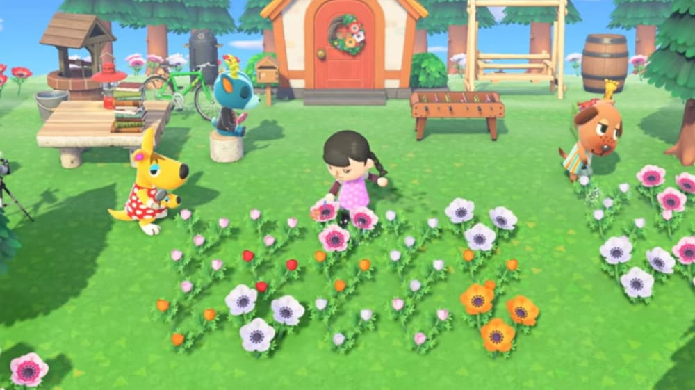 花 の 交配 表 一覧 あつ 森
