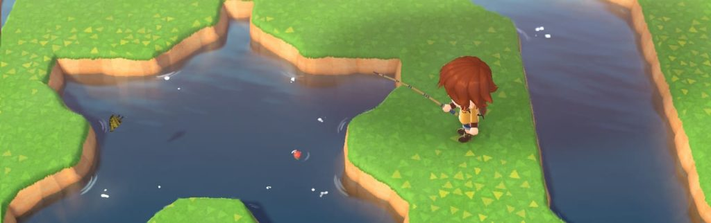 池を見分ける