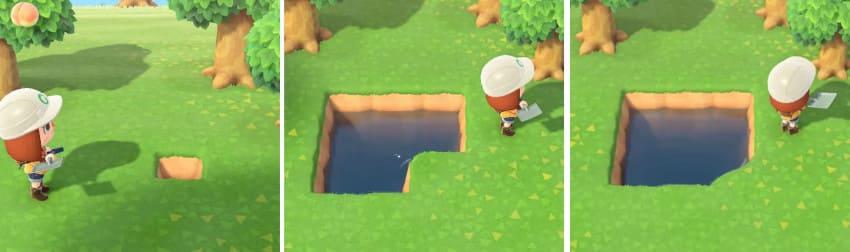池の基本テク