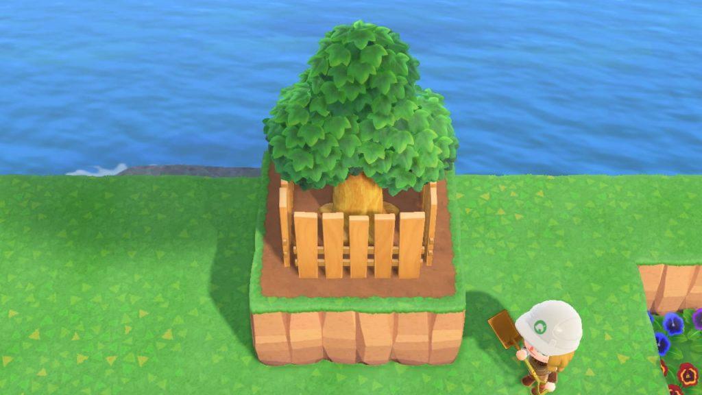 崖を飾る基本-完成イメージ
