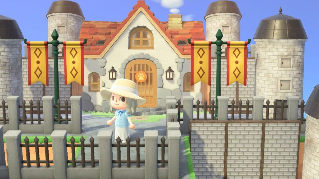 自宅を洋風の城にする2日目-4