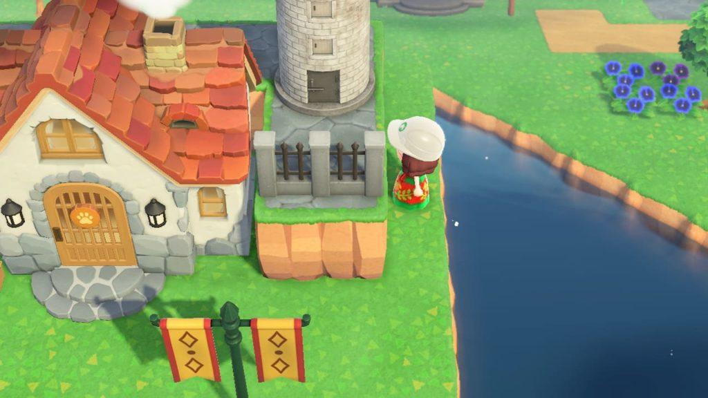 自宅を洋風の城にする2日目-2