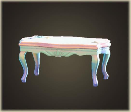 マーメイドなテーブル
