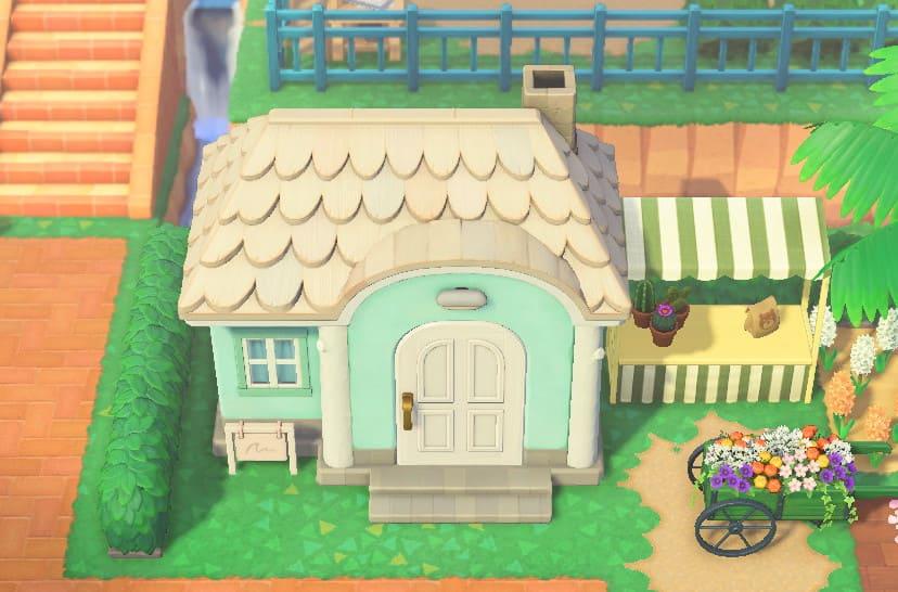 住民の家の広さ