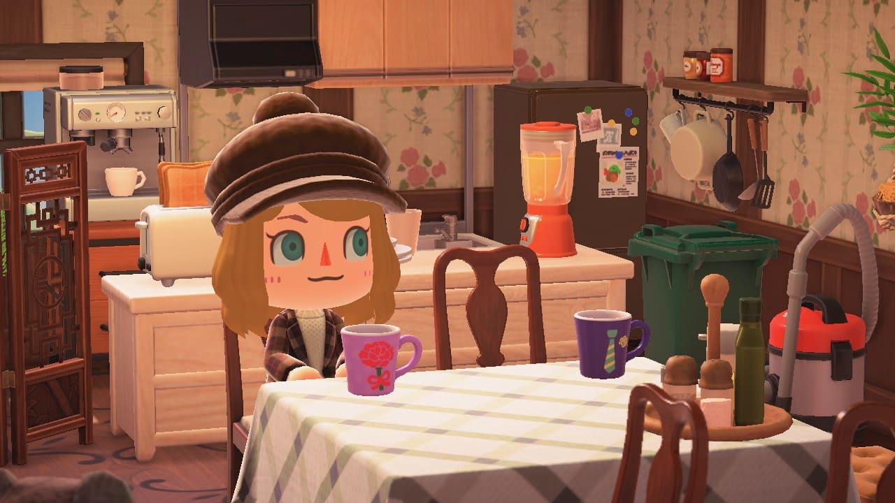 母の日と父の日のマグカップ