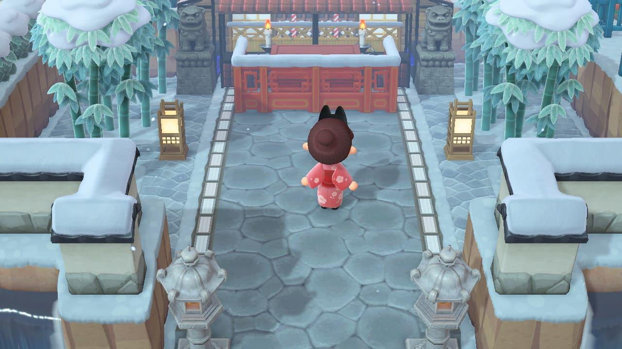 初詣ができる神社