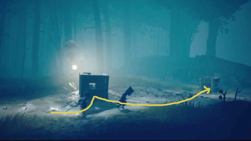森3の攻略-1