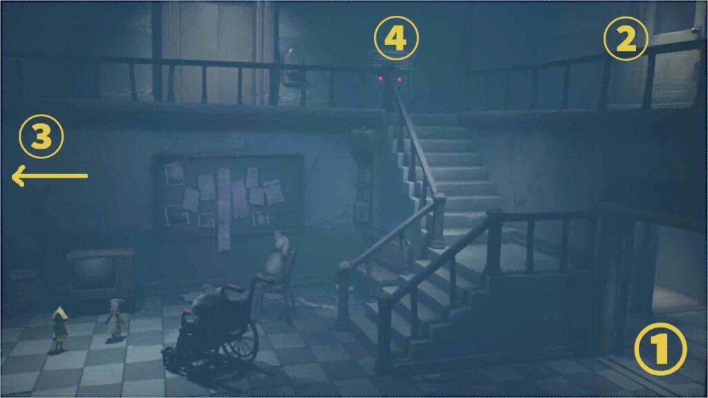 病院の攻略-3
