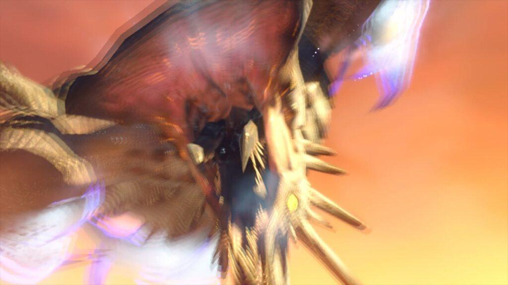風神龍イブシマキヒコの口の中も咽頭顎
